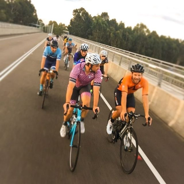 The Sydney Grand Tour also has some quality Bunch rideshellip