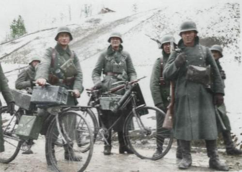 Bicycle Truppenfahrrad radfahr rad bike Wehrmacht Nazi bike force German soldiers