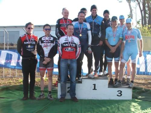 Norbs on the podium