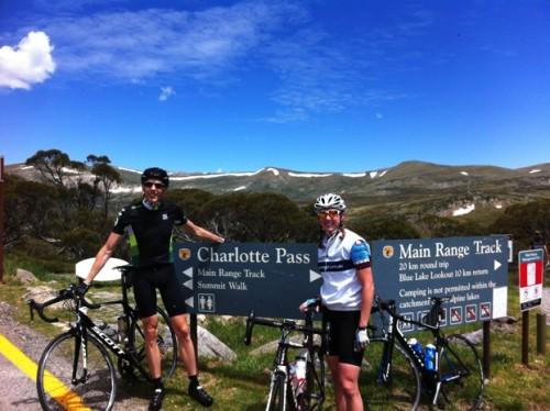 Charlottes Pass
