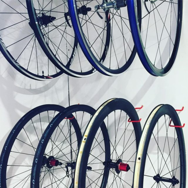 Customise your ride with custom wheels Reuse your old hubshellip