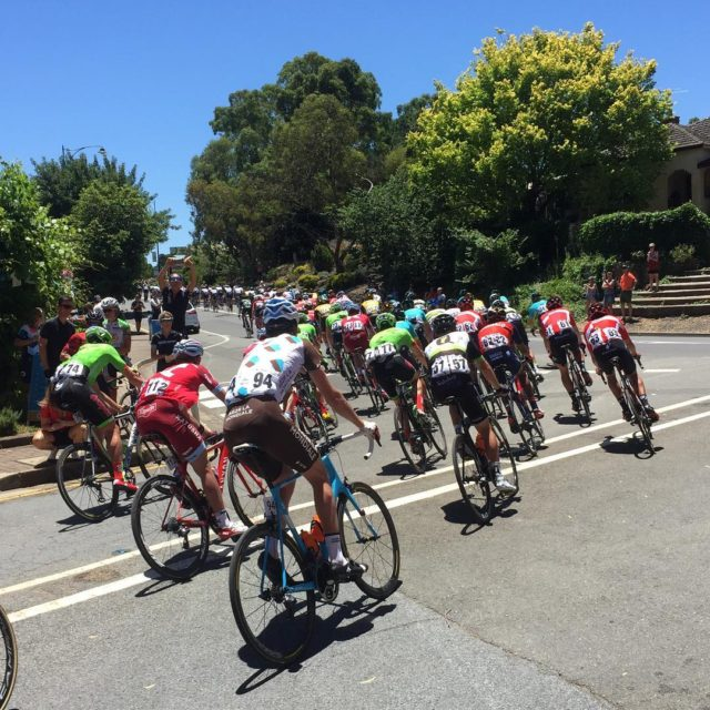 Chasing these guys around the Adelaide Hills The Garmins werehellip