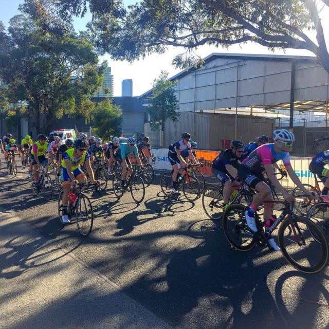 A solid turnout for the D Grade skcc1 Crit thishellip