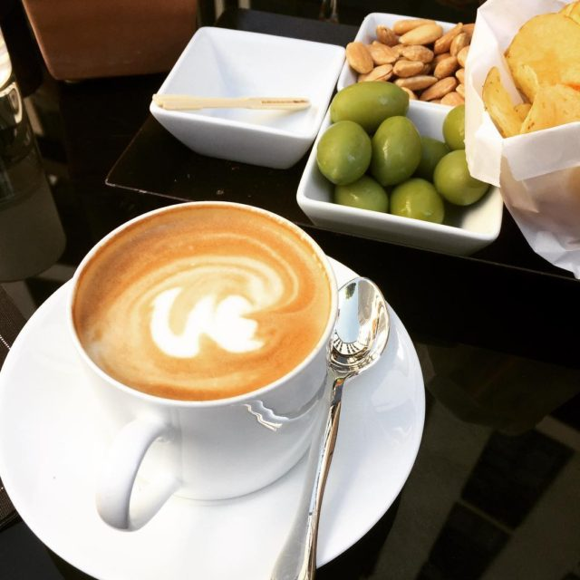 Brews of the Bunch  The Bvlgari Hotel in Milanhellip