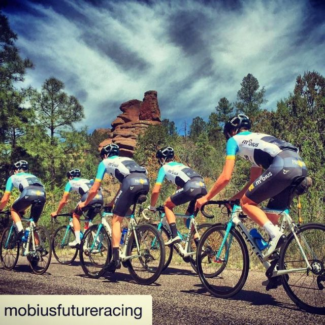 Our mobiusfutureracing riders are in for a tough week athellip