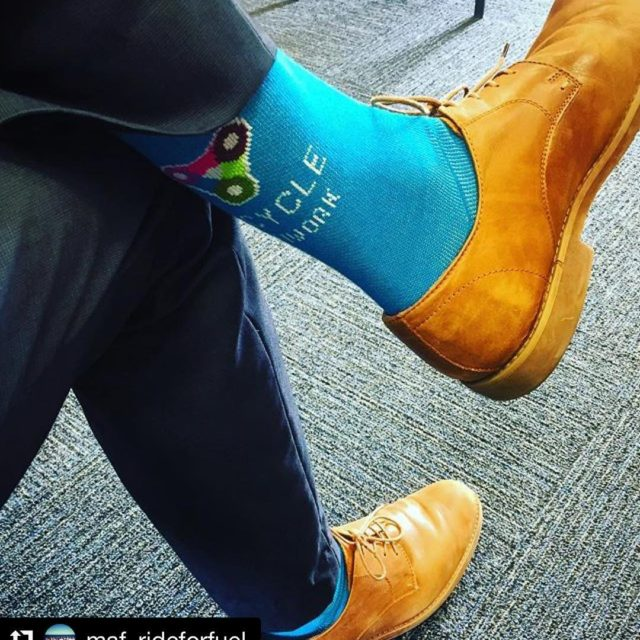 Corporate sock doping thanks to bicyclenetwork by mafrideforfuel Join BNhellip