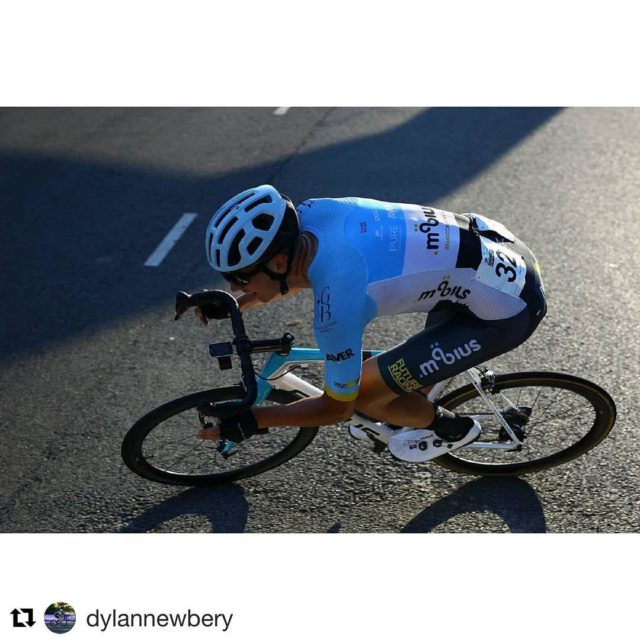 Fantastic to see mobiusfutureracing rider dylannewbery getting in the winninghellip