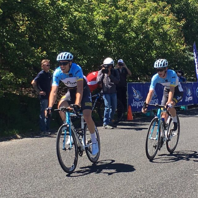 All smiles as petelivingstone takes out his maiden subarunationalroadseries victoryhellip