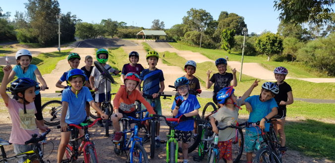 School Holiday Bike Camps - Manly Warringah Cycle Club